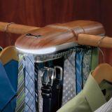 Вращающийся органайзер для галстуков